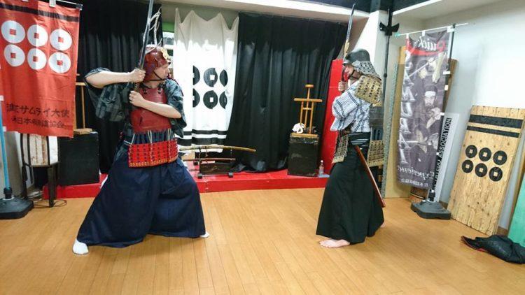~侍・忍者体験~大阪・北堀江で和の心を学