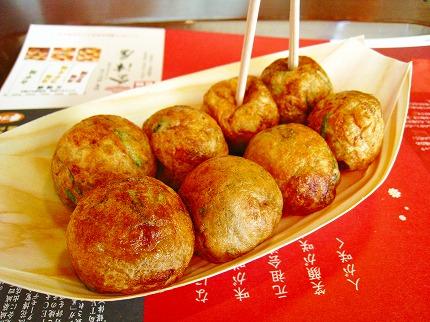 たこ焼きの本場!大阪で食べられる行列の絶