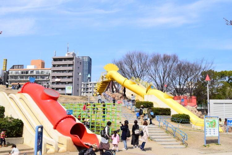 扇町公園の写真