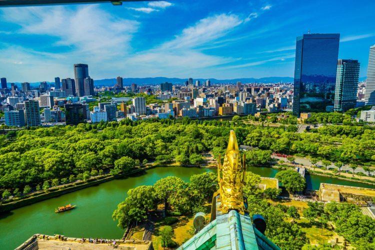 五處大阪之城!鮮爲人知的名地!