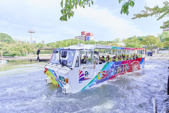 Duck Tour: Enjoy Osa