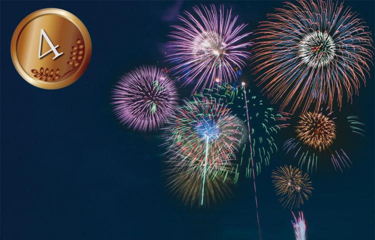 Inagawa Fireworks Festival
