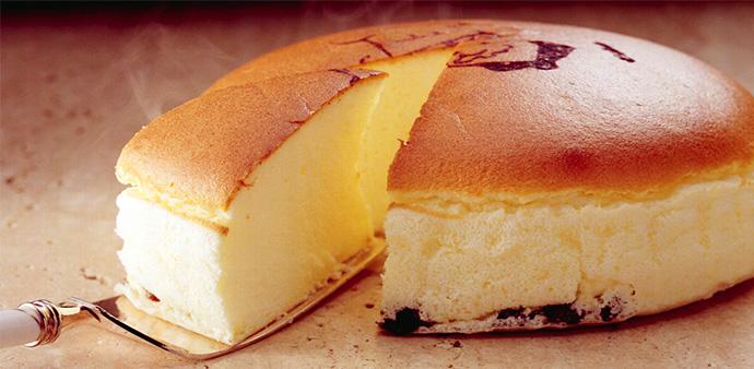 リクローおじさんのチーズケーキ