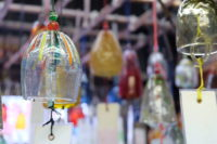 夏の風物詩 風鈴|大阪で風鈴づくり体験を楽しむ