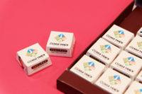 """大阪心斎橋で""""世界に一つだけのチョコレート""""を作ろう♪"""