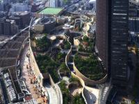 【南海電鉄 なんば駅すぐ】世界で最も美しい空中庭園とは!?