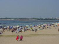 二色の浜海水浴場 海開き