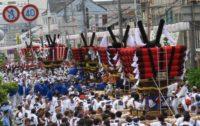 太鼓台祭り