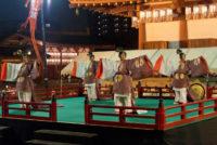 篝の舞楽(かがりのぶがく)