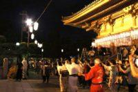 四天王寺の盆踊り大会