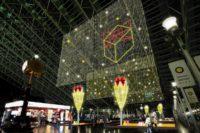大阪ステーションシティ・イルミネーション Twilight Fantasy ~時空を結ぶ光のギフト~